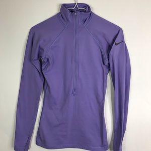 Nike Running Mock neck jacket XS